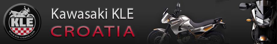 Kawasaki KLE Croatia forum